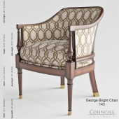 Kindel Furniture Company George Bright Chair