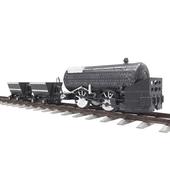 Old loading train
