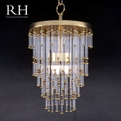 Chandelier Restoration Hardware Luciano 68120069 ABRS