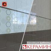 Ceramic tile collection Diamond