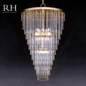 Chandelier Restoration Hardware Luciano 68120070 ABRS