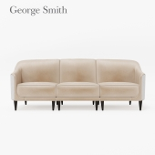 George Smith Jean Louis Virginie Sofa
