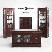 Мебель фабрики К-Мебель, коллекция Маэстро
