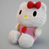 Hello kitty toy
