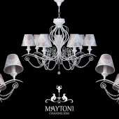 Chandelier Maytoni ARM042-07-W