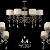 Chandelier Maytoni ARM044-07-G