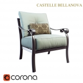 Bellanova Cushioned Lounge Chair