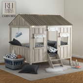 Restoration Hardware Baby&Child CABIN BED