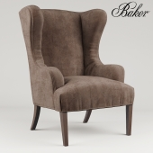 Baker Wing Chair