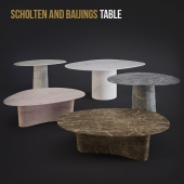 Scholen and baijings table set