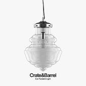 Crate & Barrel - Eve Pendant Light