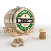 Barrel of beer V.2