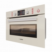 Electric oven with microwave Bosch HBC84K533