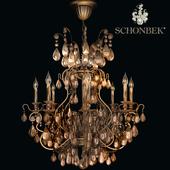Schonbek 3771-26 Swarovski Lighting Renaissance Chandelier