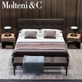 Molteni & C Anton Bed 02