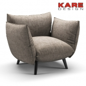 Kare Armchair Molly Cliff
