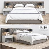 RH bedroom
