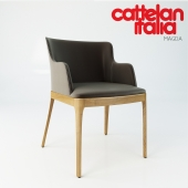 CATTELAN ITALIA - MAGDA with armrest
