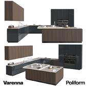 POLIFORM KITCHEN COLLECTION DESIGN CR & S VARENNA ARTEX 2