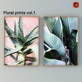 Floral Prints Vol.1