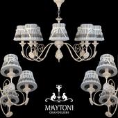Chandelier Maytoni ARM555-08-W