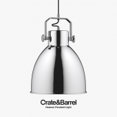 Crate & Barrel - Hudson Pendant Light