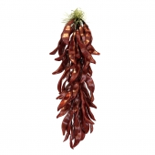 A bundle of red pepper