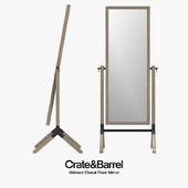 Crate & Barre - Malvern Cheval Floor Mirror