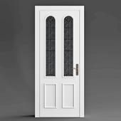 Door entrance classical
