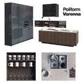 POLIFORM KITCHEN COLLECTION DESIGN CR & S VARENNA ARTEX 3
