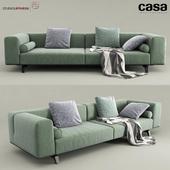 Casa Intl Torreano Sofa High Arm