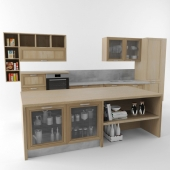 Kitchen Aran Magistra
