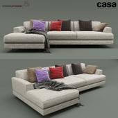 Casa Intl Cordovado Corner Sofa