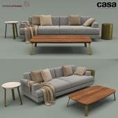 Casa Intl Cordovado Sofa