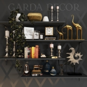 Decorative Set GARDA DECOR