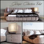 Giorgio Collection Bed