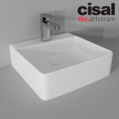 Sink Artceram Quadro 40 and Cisal Roadster