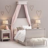 Bellina bedroom set, Restoration Hardware Baby and Child