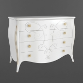 Seven Sedie Chest of drawers Butterfly