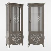 Seven Sedie Glass Cupboard Butterfly 00VE141