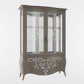 Seven Sedie Glass Cupboard Butterfly 00VE143