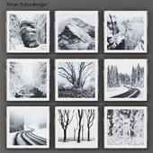 Kilian Schonberger Winter In Squares