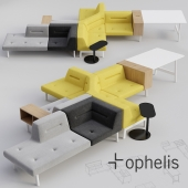 Ophelis Docks Lounge