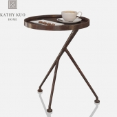Kathy Kuo - Angular End Table