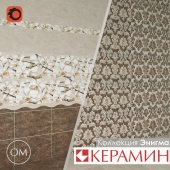 Ceramic tile collection Enigma