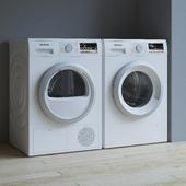 Siemens IQ300 Washing Machines