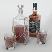 Decanter whiskey