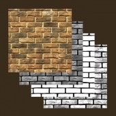 Decorative brick London Brick