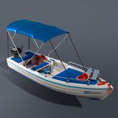 Leisure boat