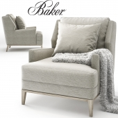 Baker_Anchor Lounge Chair_No. 6738C